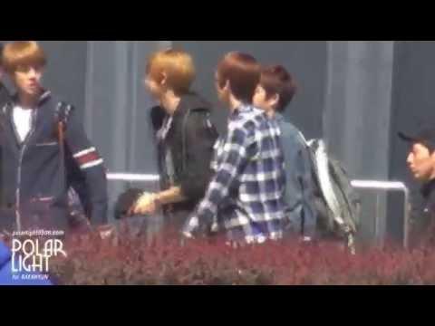 [POLAR LIGHT]120917 Beijing Music Billboard Rookie Awards Ceremony go to work.wmv