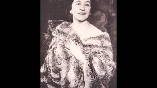"Selma Kurz, soprano 1874-1933 -  ""Ardon gl"