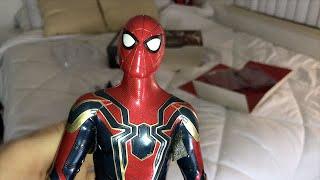 iron spider toy