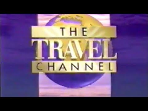1991 The Travel Channel Promo