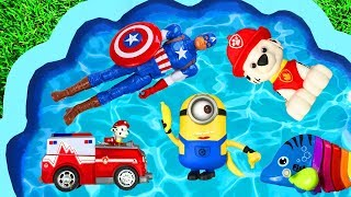 Learning Characters with Pj Masks, Super Heroes, Paw Patrol, The Incredibles and Cars 3