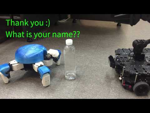 Video thumbnail of TurtleBot 3