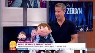 Paul Zerdin Promises Britains Got Talent The Champions Will Be Huge  Good Morning Britain 1