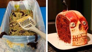 60 необычных тортов, от которых пропадает аппетит