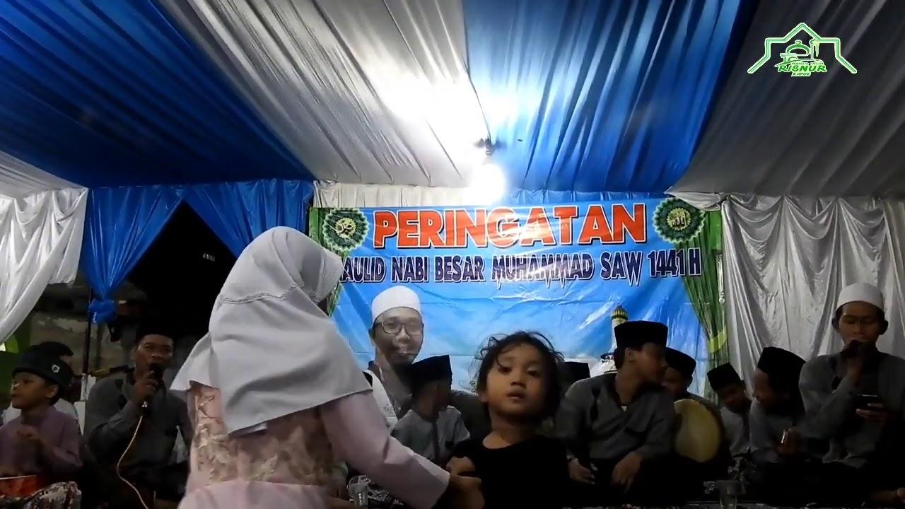 Sa'duna Fiddun ya Terbaru | sholawat Khodijah Qubro | Vokal Imron | Maulid Nabi Musholl Nurul Jannah