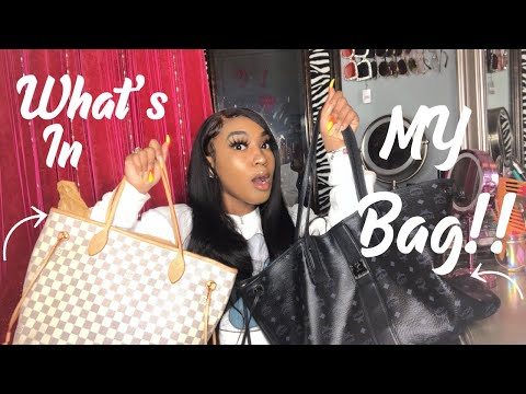 What's in my bag 2019 (SOPHOMORE YEAR)