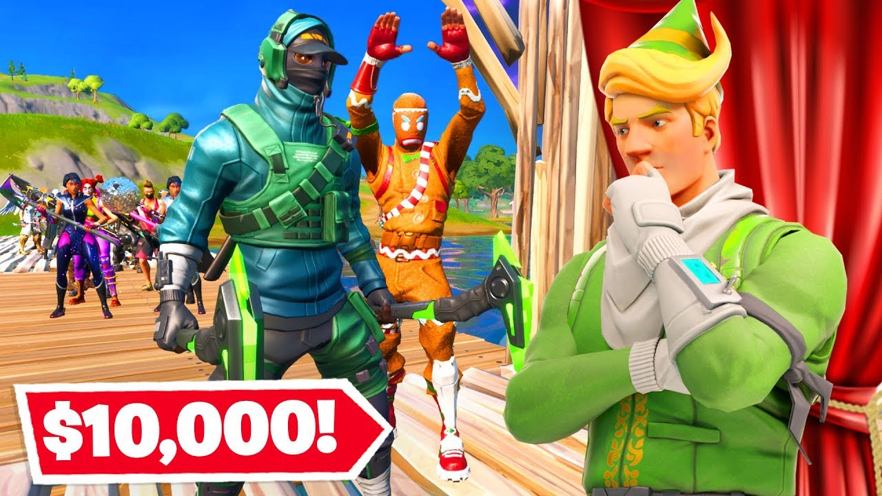 $10,000 Fortnite Fashion Show World Cup...