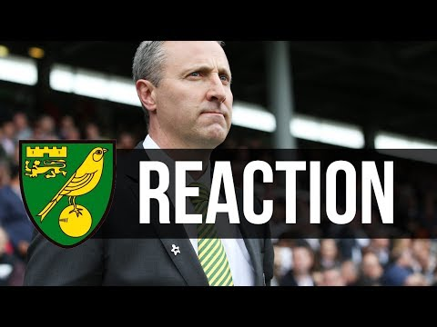 Manchester United 4-0 Norwich City: Adams Reaction