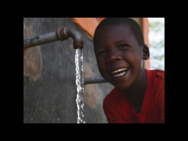 Cheru has clean water! | World Vision USA