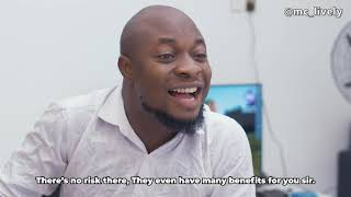 Download MC LIVELY Comedy - GET 50,000 NAIRA BONUS FROM ME ON 1xBET! (MC LIVELY)