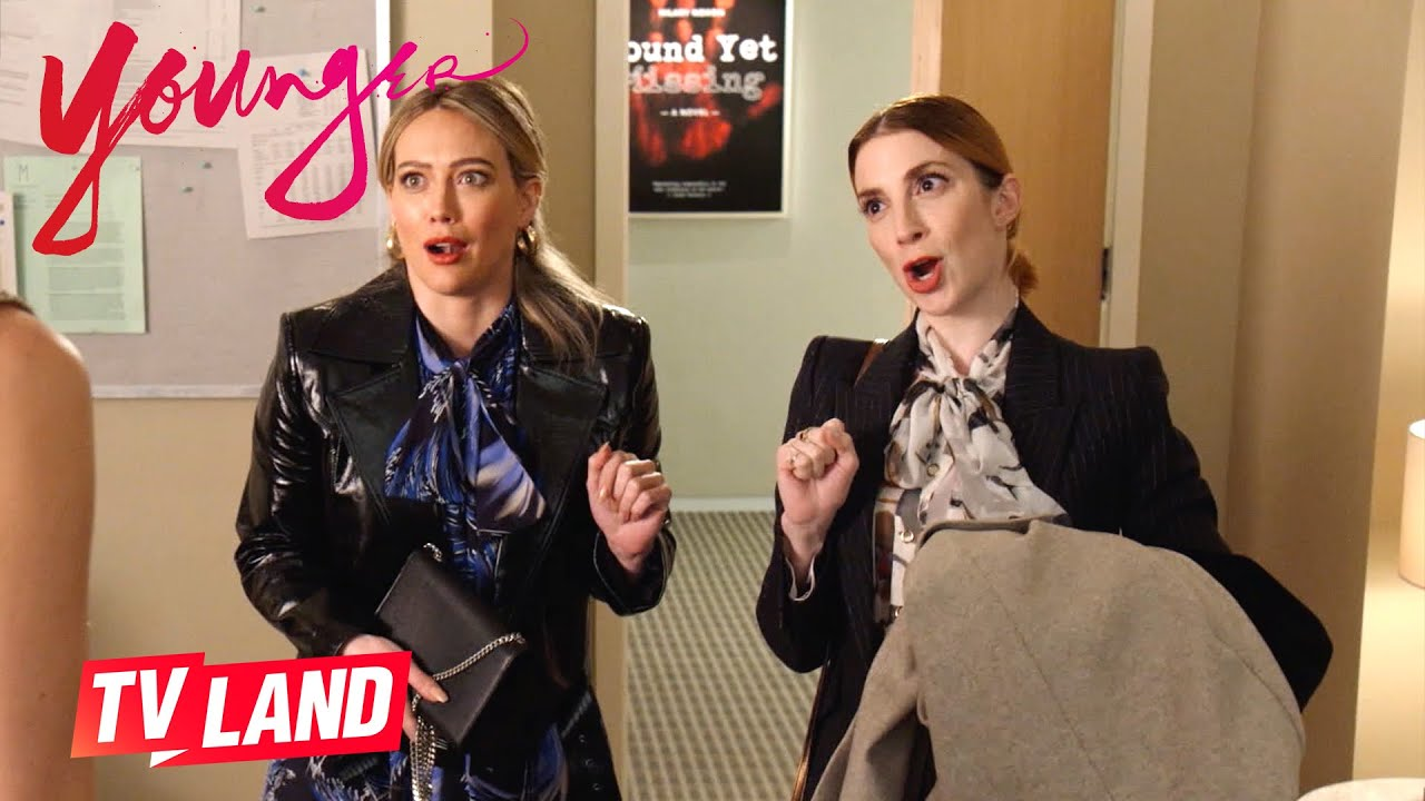 Download 'The Last Unicorn' (S7 Ep. 5) Bloopers 🦄 Younger | TV Land