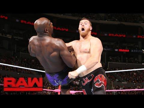 سامي زين ضد تايتوس اونيل 3/10/2016