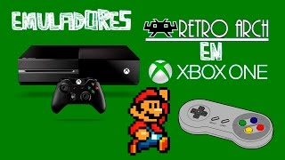 Emuladores Xbox One con RetroArch [Tutorial]