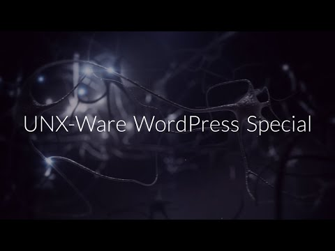 UNX-Ware Black Friday Specials 2017