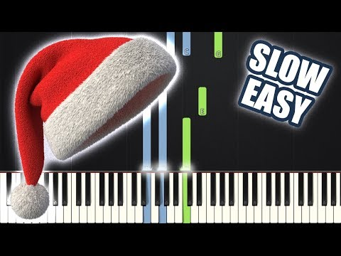 Have Yourself A Merry Little Christmas | SLOW EASY Piano Tutorial + SHEET MUSIC