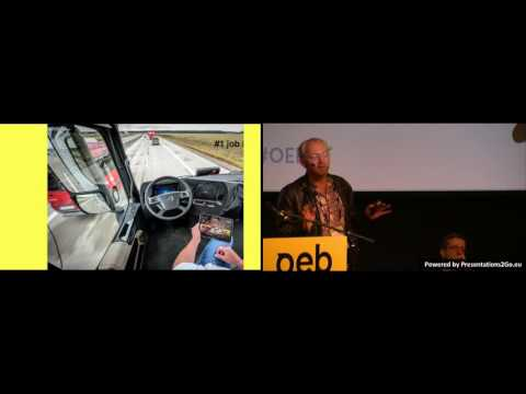 OEB 2015 - Tomorrow's New World: Extending the Reach of Learning - Toby Walsh thumbnail