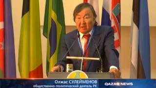 05 11 2014 Касым-Жомарта Токаев: Особую остроту имеет проблема религиозного экстремизма