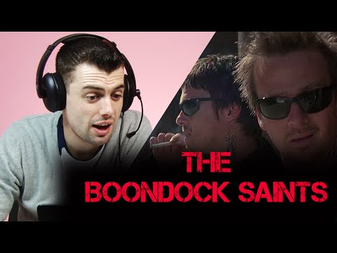 Irish People Watch The Boondock Saints For the First Time