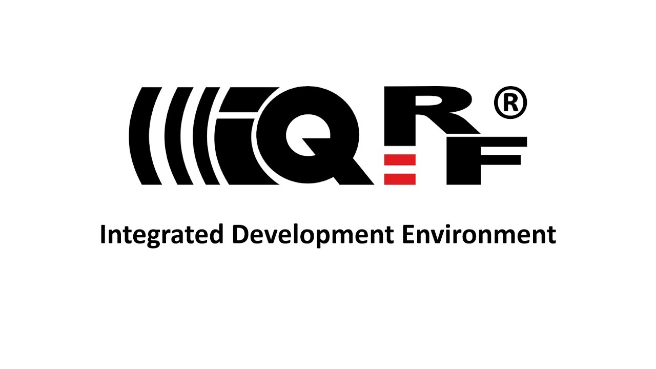 3  iqrf integrated development environment