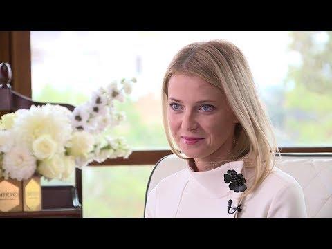 Эксклюзивное интервью депутата Госдумы РФ Натальи Поклонской (программа «Вести Крым»)