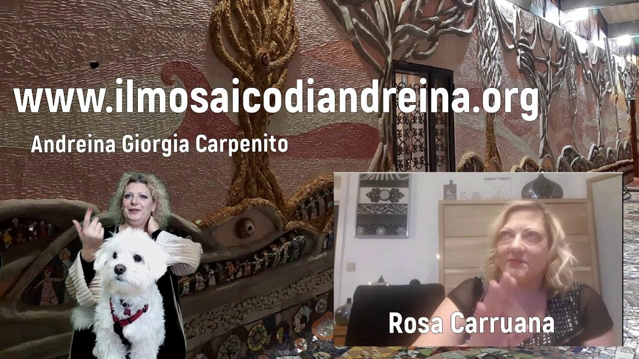 Storie del mosaico: intervista con Rosa dal Belgio