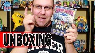 Power Rangers Super Sentai Zyuranger Complete Series DVD Unboxing