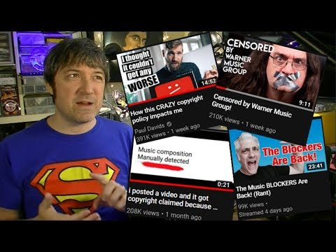 COPYRIGHT ARMAGEDDON - Money, Censorship, and the Death of Fair Use