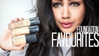 High End & Drugstore Foundation Review | Kara Makeup