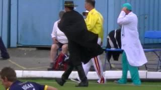 Glamorgan Cricket Club's 'Colourful' Fans