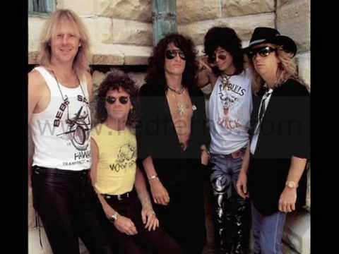 Aerosmith shela