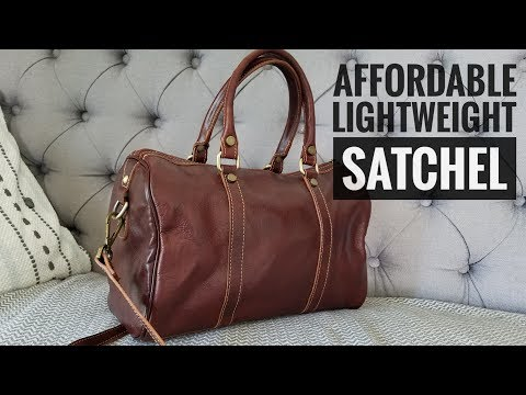 My Search for the Best Leather Satchel | Floto Imports