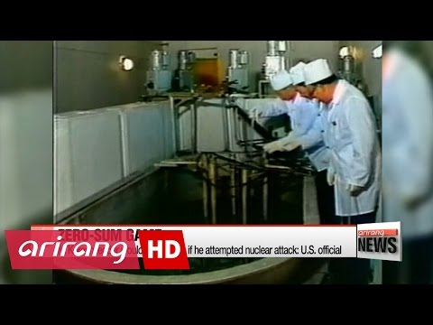 ARIRANG NEWS BREAK 20:00 N. Korean leader would lose his life if he attempted nuclear attack:....