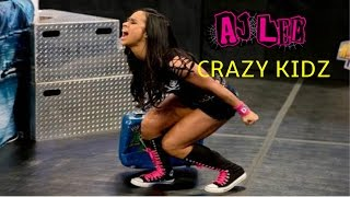 Download AJ Lee MV~Crazy Kidz MP3 song and Music Video