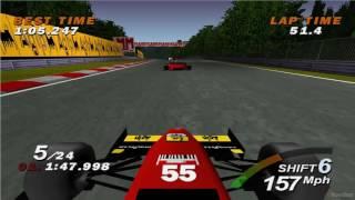 Bizarre Creations Formula 1 [PC 1996] - Monza Arcade Race