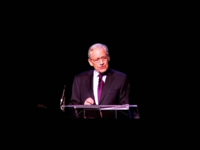 Presidential Leadership Lessons: BOB WOODWARD - George H  W  Bush, Being a Realist is a Virtue