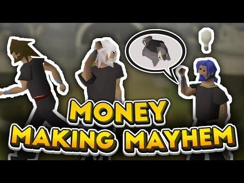 OSRS Challenges: Money Making Mayhem - EP.107