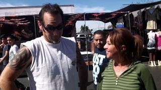 Nabila Haniss From Storage Wars The Redneck Picker At Cypress Cole Swap Meet MCM Globe