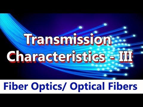 Fiber Optics #08 Chromatic & Material Dispersion in Optical Fibers