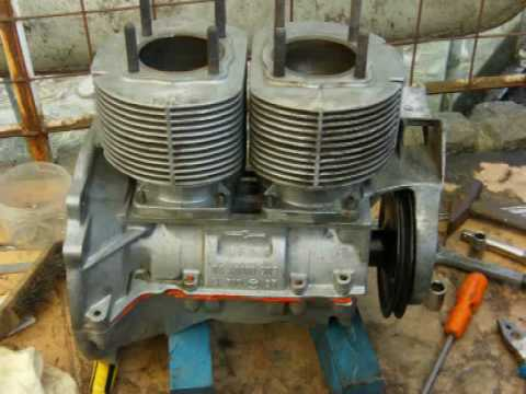 Trabant Motor And Gear Box Renovation Youtube