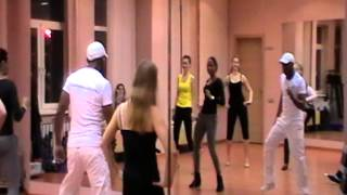 Реггетон, школа танцев «PASOS de SALSA»