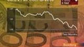 German GDP, China Rates, Greek Debt Pressure Euro: Video