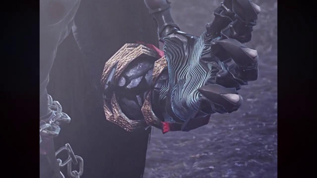 Tekken 5 Devil Jin Ending Youtube
