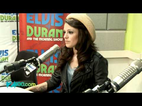 Cher Lloyd Interview @ Z100 29/05/2012