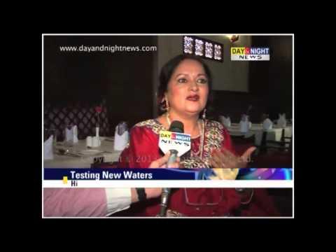 Himani Shivpuri debuts in Punjabi cinema