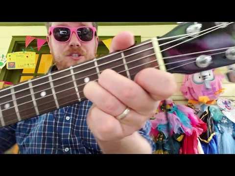 twenty one pilots - Nico And The Niners // easy guitar tutorial