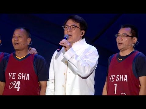 Jackie Chan Attends 2019 FIBA Opening Ceremony