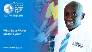 What Does Water Mean to Me - David Gatende? EP6