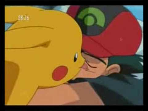 Ash and Pikachu will be Together Forever !