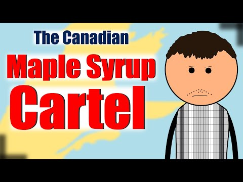 The Canadian Maple Syrup Cartel And The Great Maple Syrup Heist Of 2012