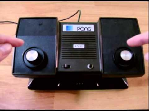 Atari Super Pong Review by CGV